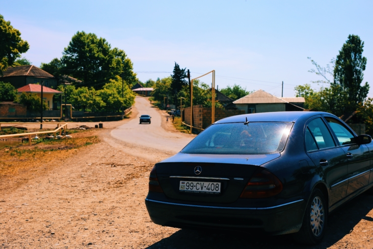 azerbaijan village