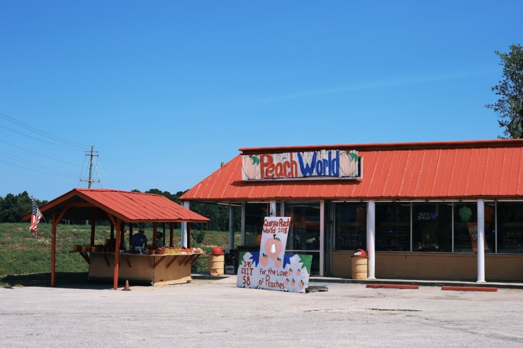 PEACH WORLD GEORGIA