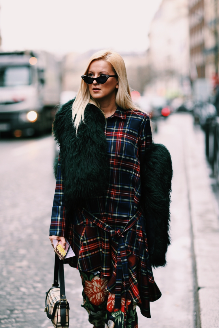 trend 2018 pattern mix tartan classic burberry mix