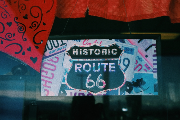 route 66 arizona road trip tour usa