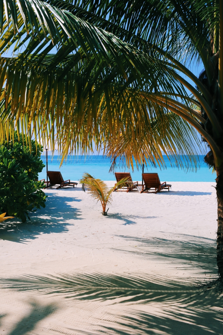 beach Velassaru Maldives