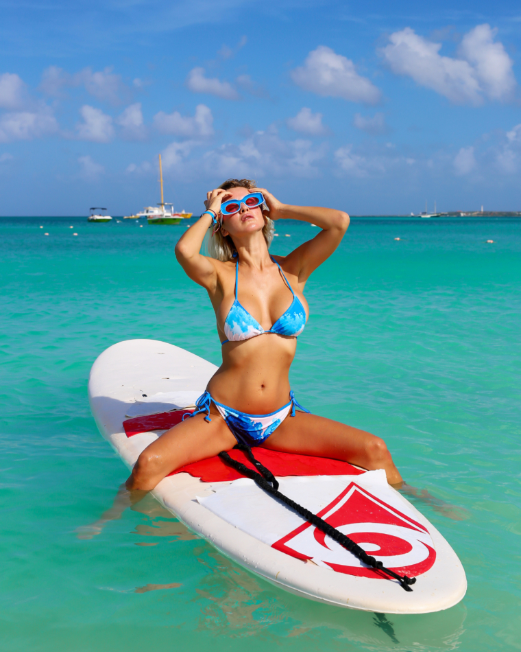 RIU Palace Aruba water sport