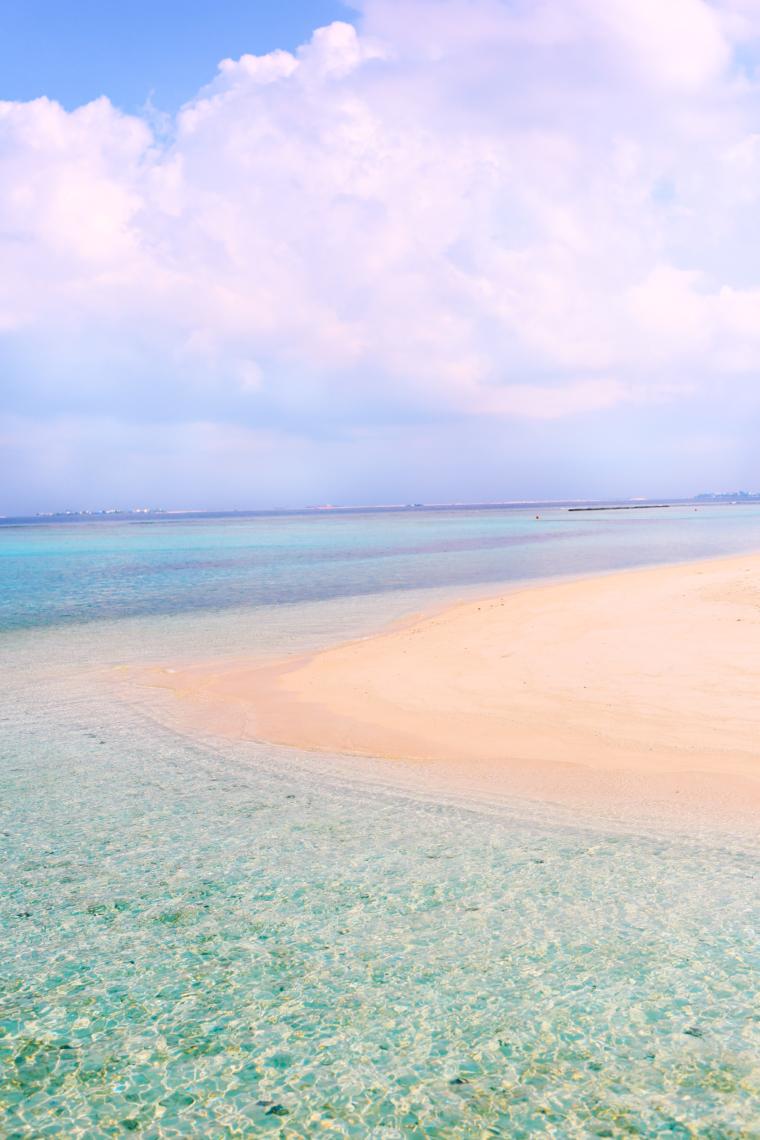 Velassaru Maldives beach