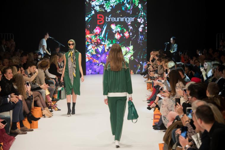 trendfarbe grün breuninger fashion platftform düsseldorf 2017 trends sommer