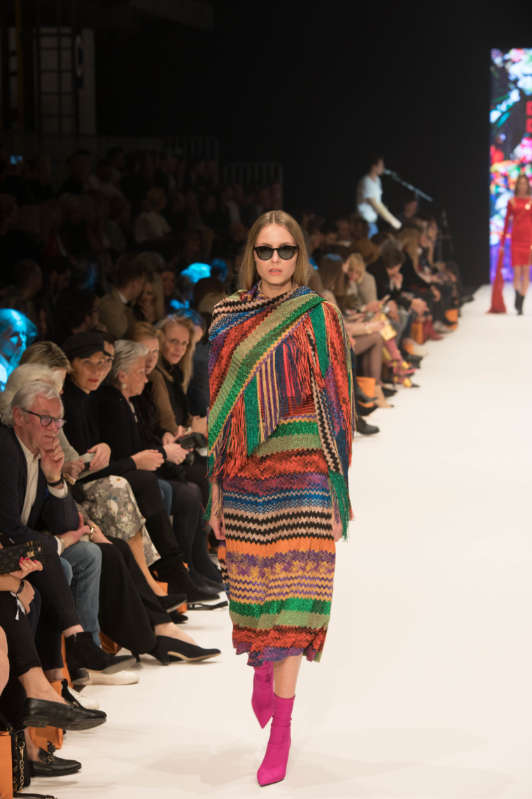 sommer trends sommer frühling 2018 breuninger show auf plattform fashion düsseldorf