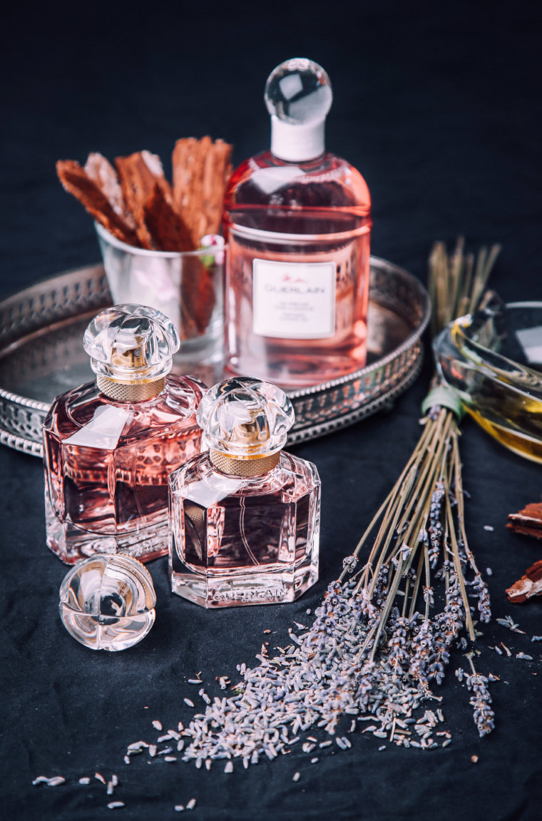 parfume photo inspiration shooting