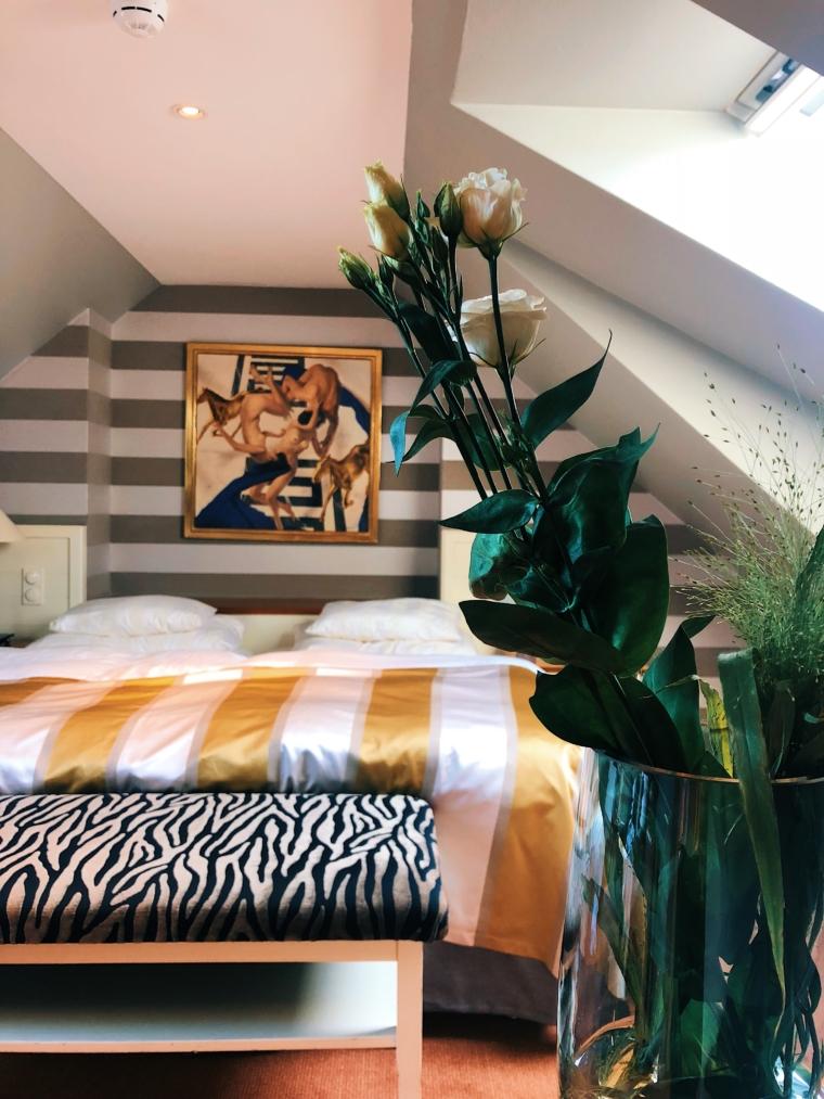 hotel Landhaus Stricker sylt suit zimmer schlafzimmer