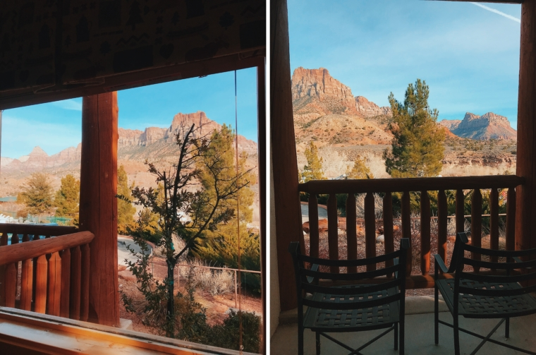 zion park lodge