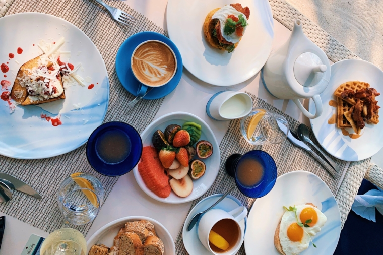 kurumba maldives breakfast all inclusive