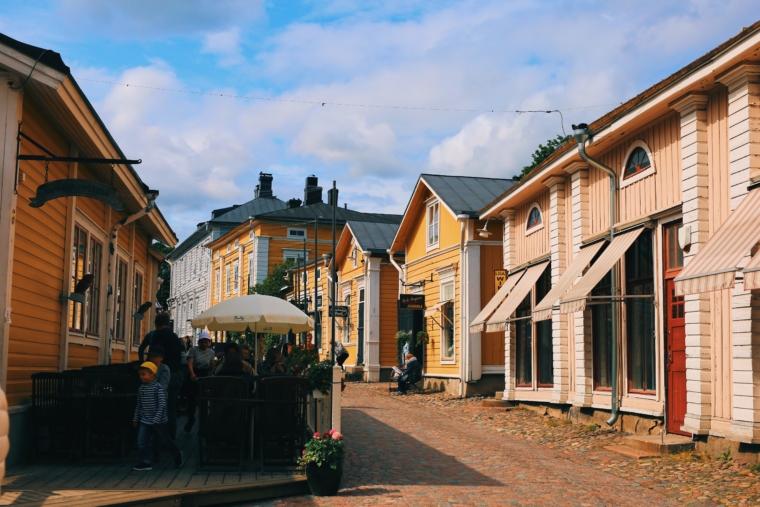porvoo finnland center