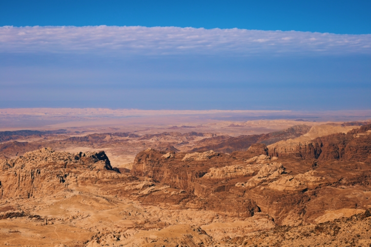 jordan road trip wadi musa