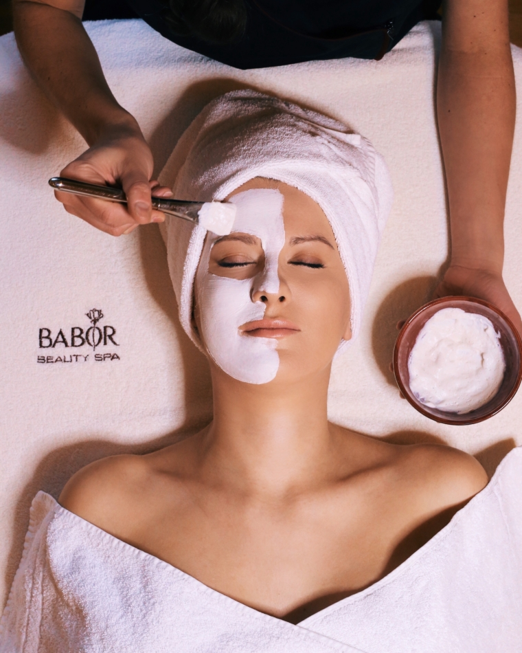 babor spa treatment behandlung