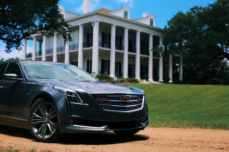 cadillac ct6 road tour usa südstaaten