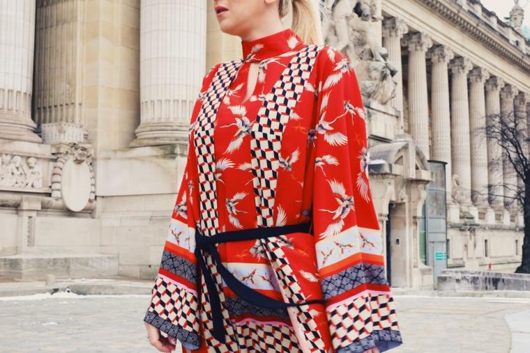 asian trend kimono red ana alcazar