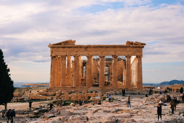 acropolis athens must see europe