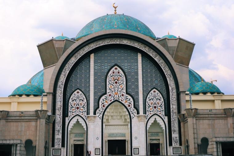 Masjid Wilayah Persekutuan Mosque kuala lumpur