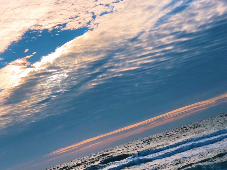 sylt strand sonnenuntergang