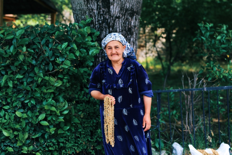 people of azerbaijan sheki