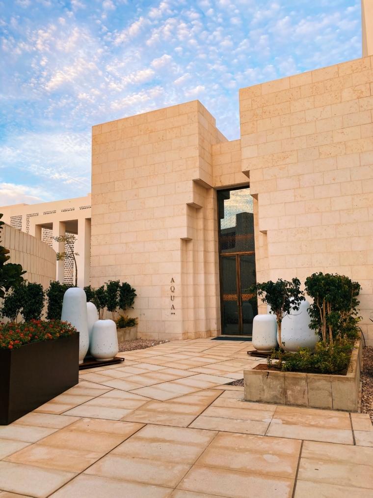spa hyatt Regency Aqaba Ayla jordan