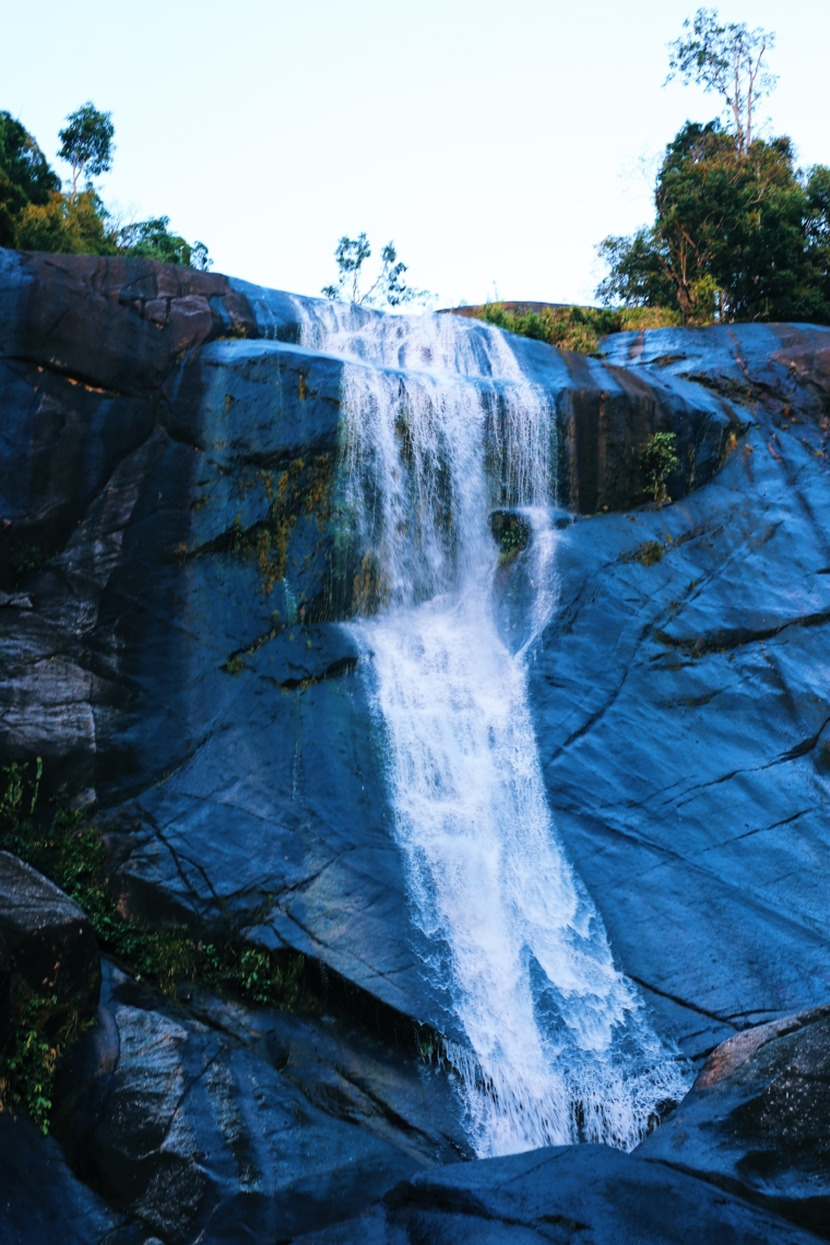 malaysia langkawi waterfalls