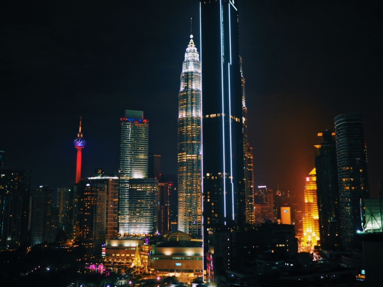 dinner with view best restaurants kuala lumpur