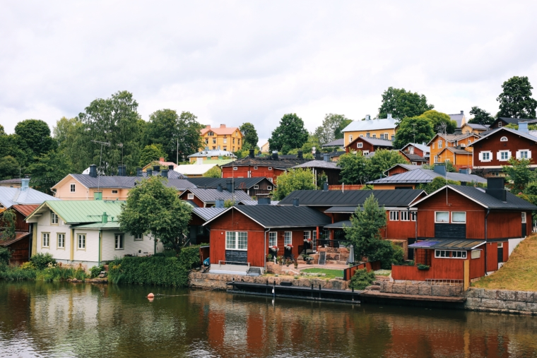 must visit see to dos porvoo finnland