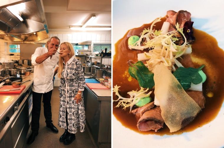 Bodendorf's sylt michelin sterne restaurant Holger Bodendorf & Philipp Rümmele