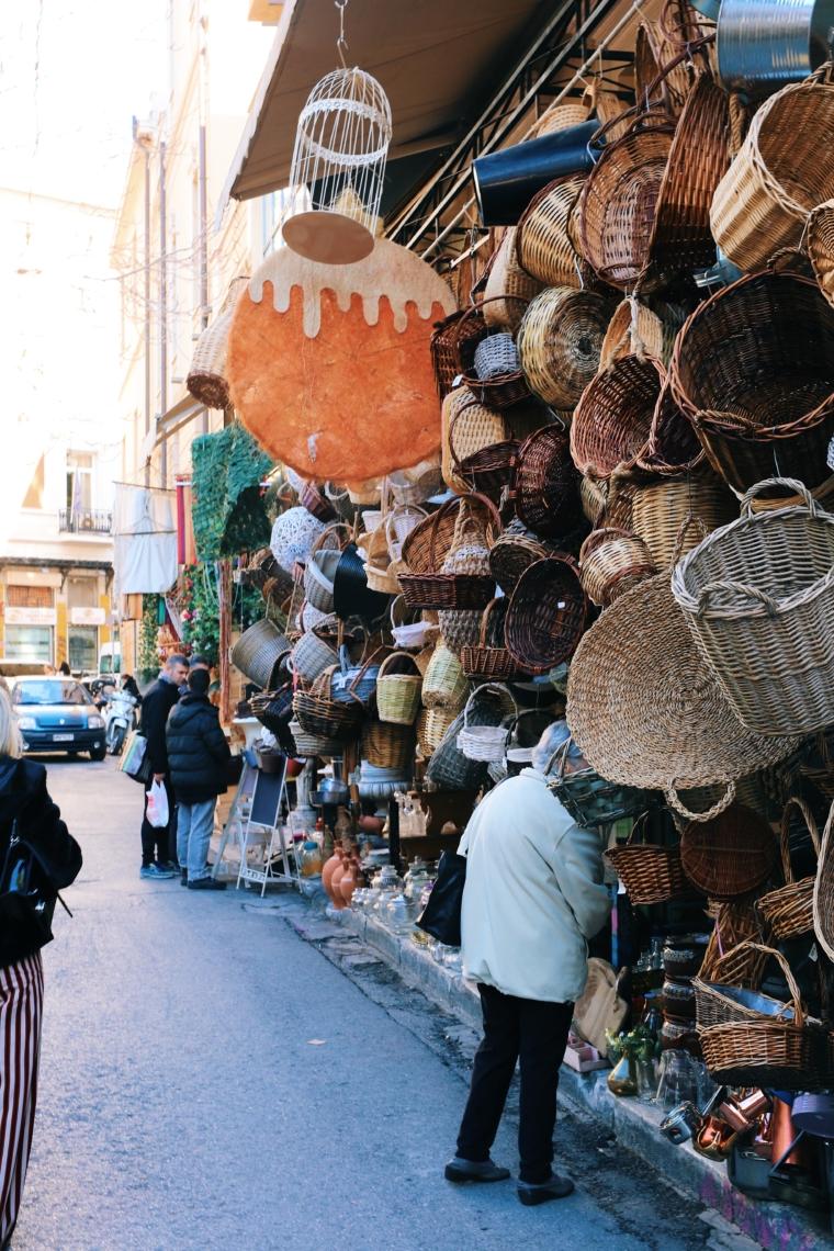 athens market