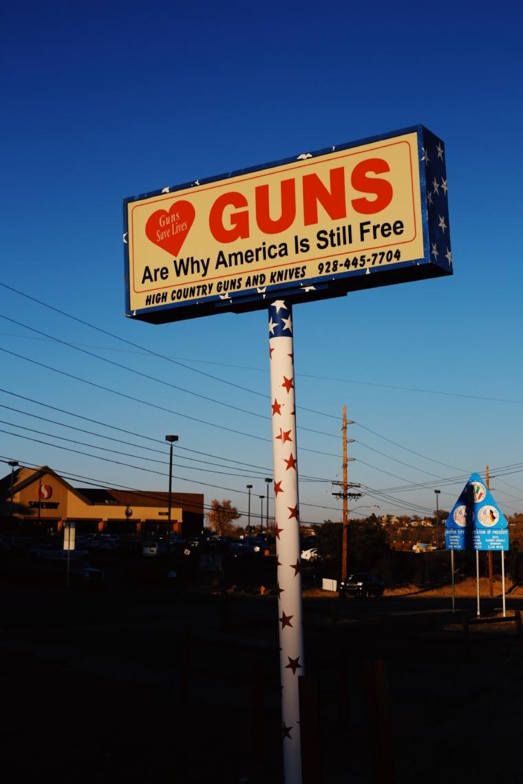 PRESCOTT usa guns