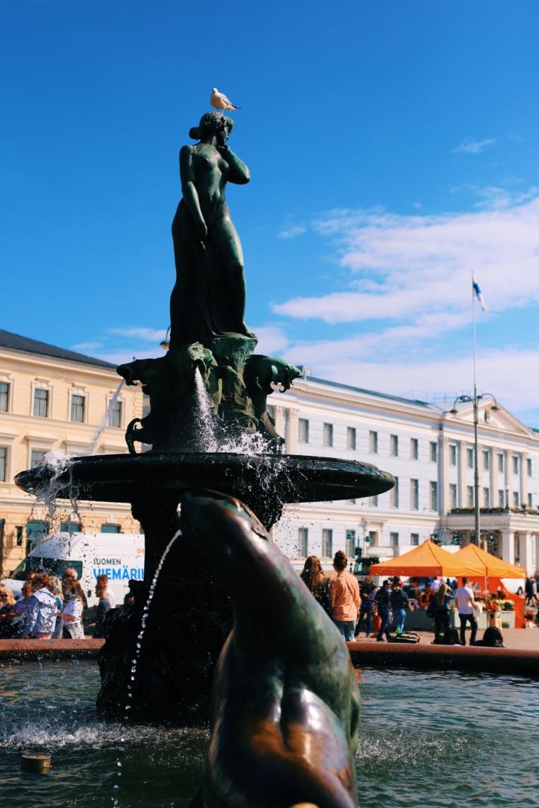 helsinki old city