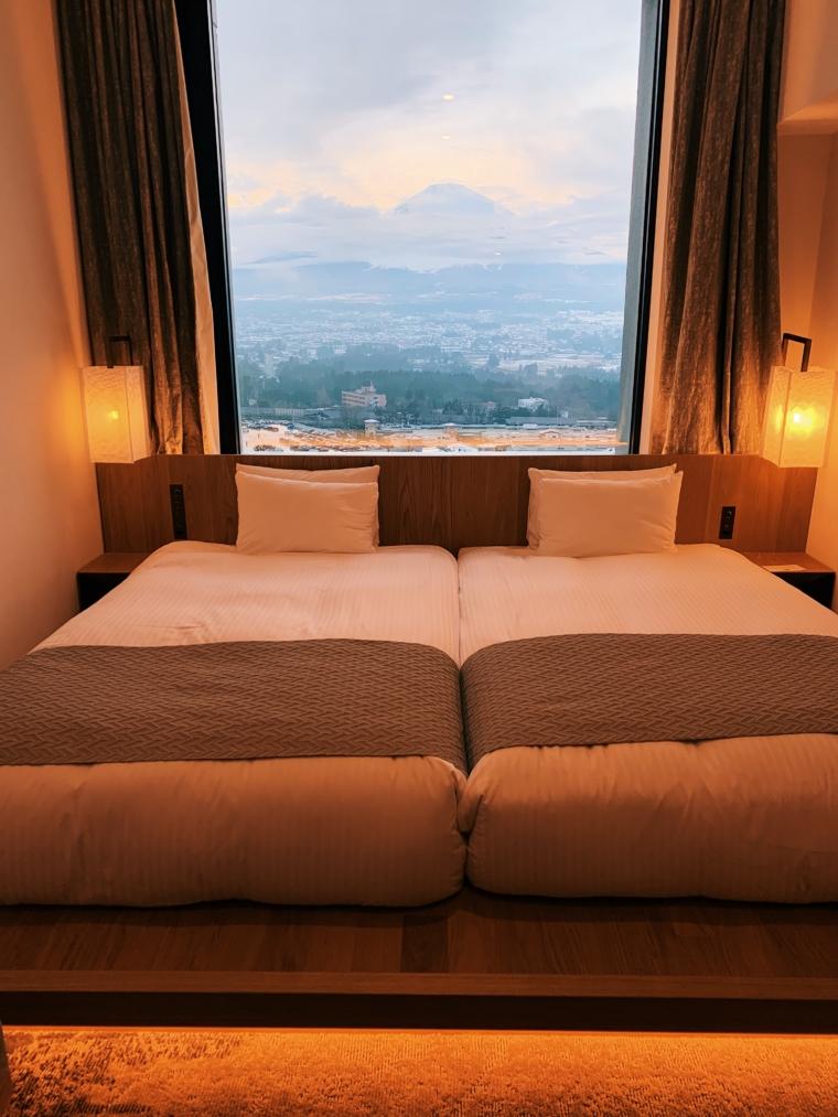 gotemba hotel clad