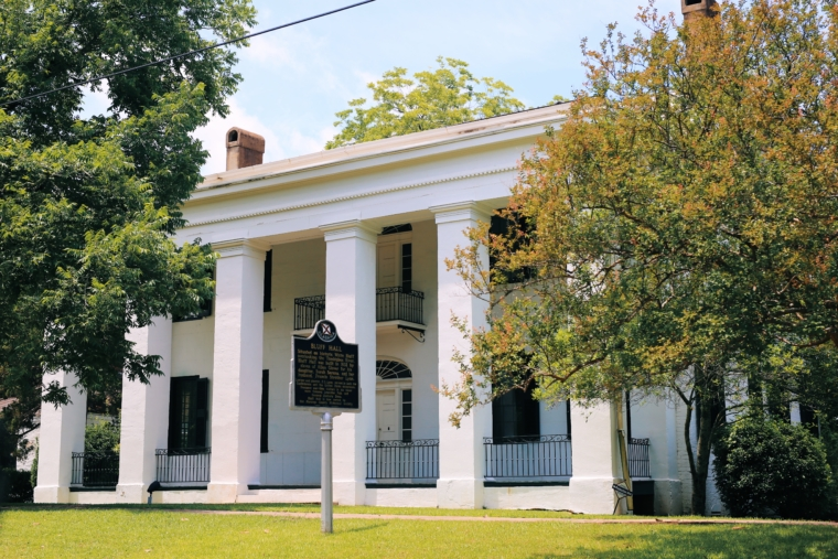 bluff hall demopolis alabama