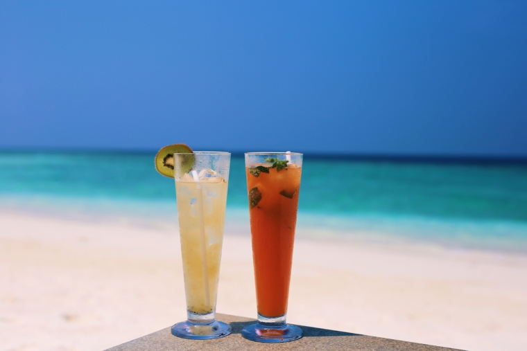 maldives best drinks dhigali resort
