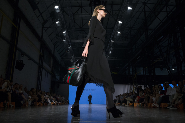 Breuninger Show - Platform Fashion July 2017