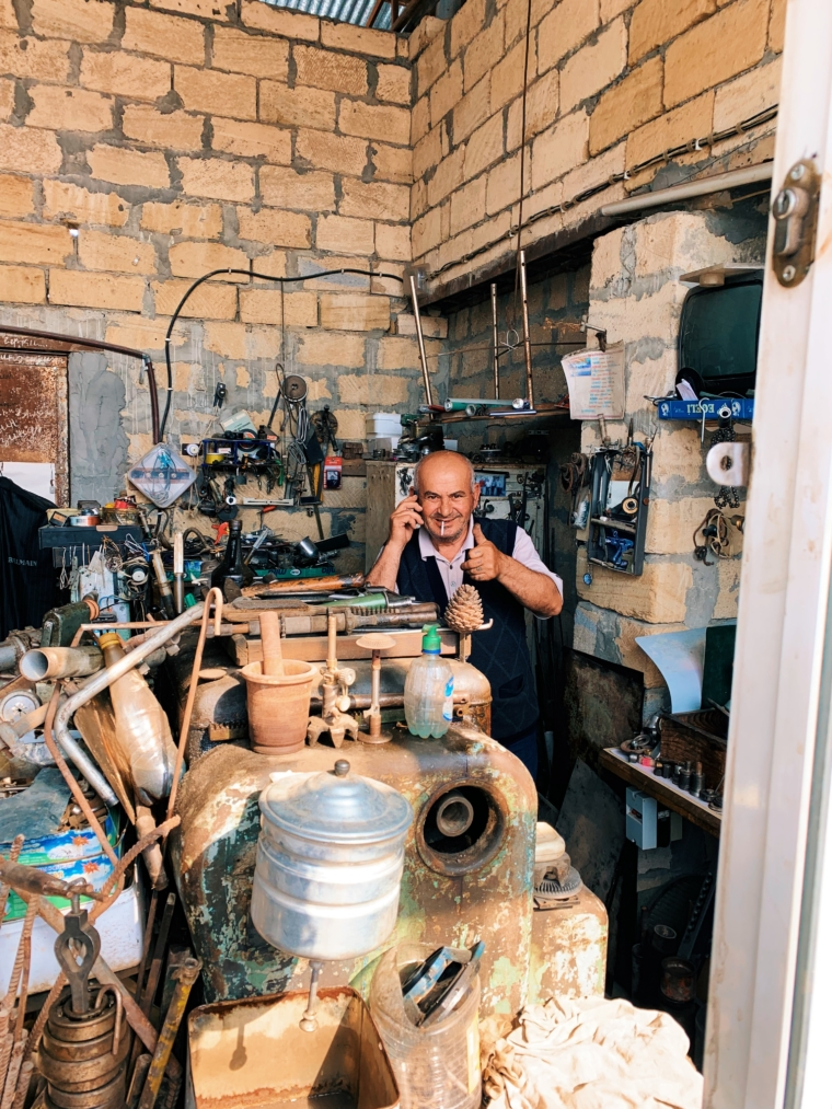 azerbaijan sheki