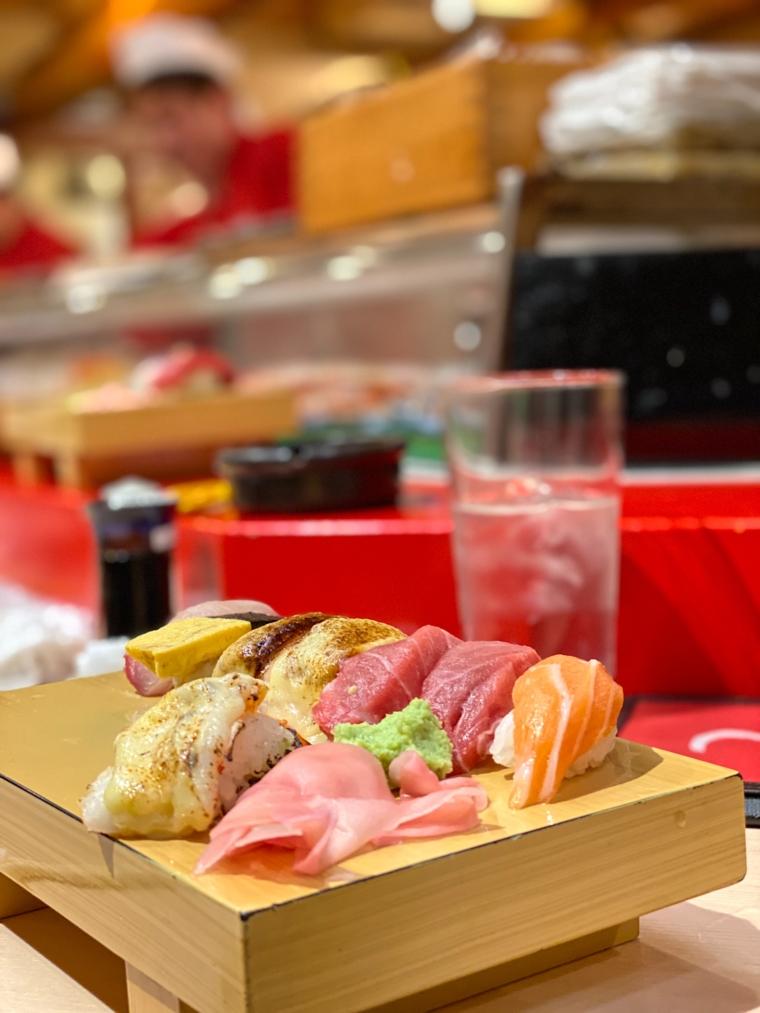 osaka namba sushi