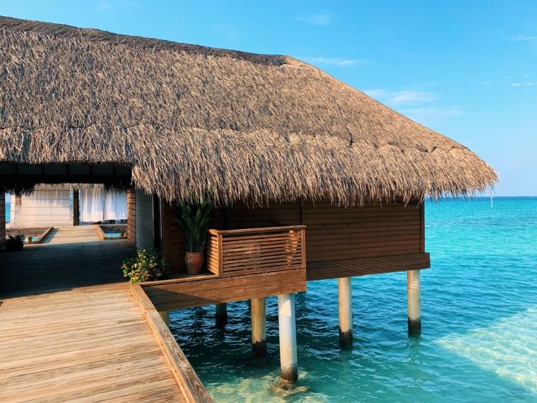 Kuramathi Maldives spa