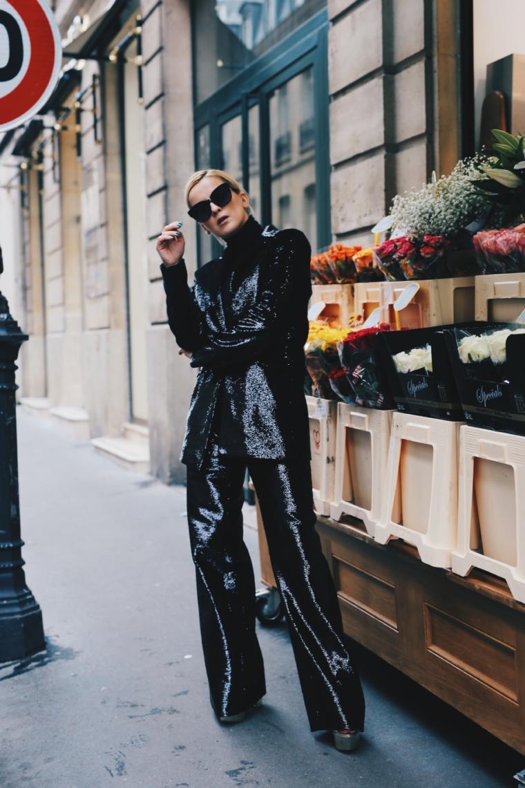 valentin yudashkin streetstyle paris