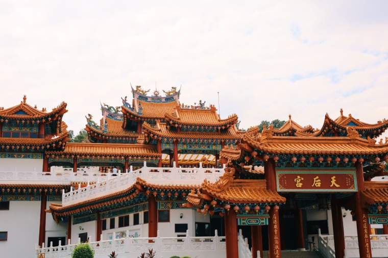 kuala lumpur must see visit Thean Hou Temple