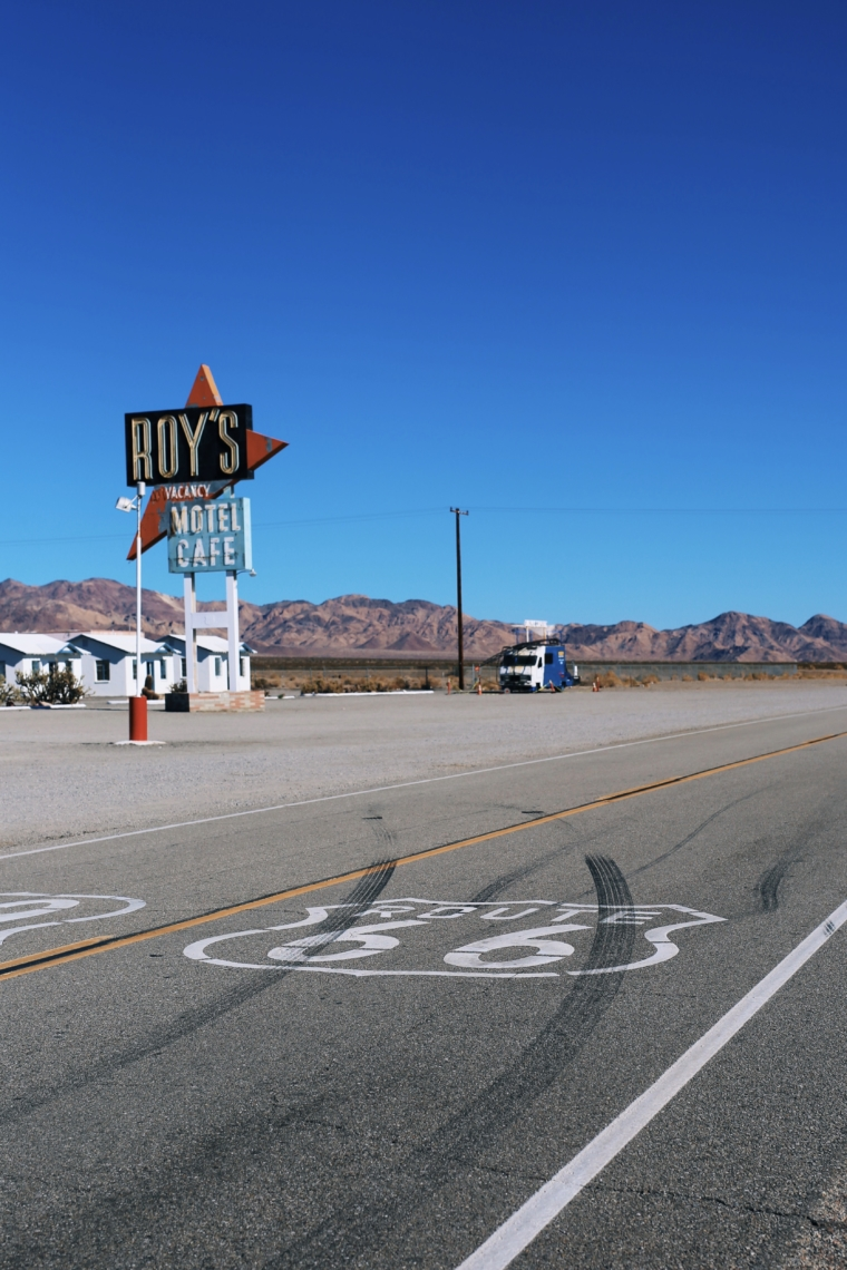 Roy's Motel and Cafe route 66