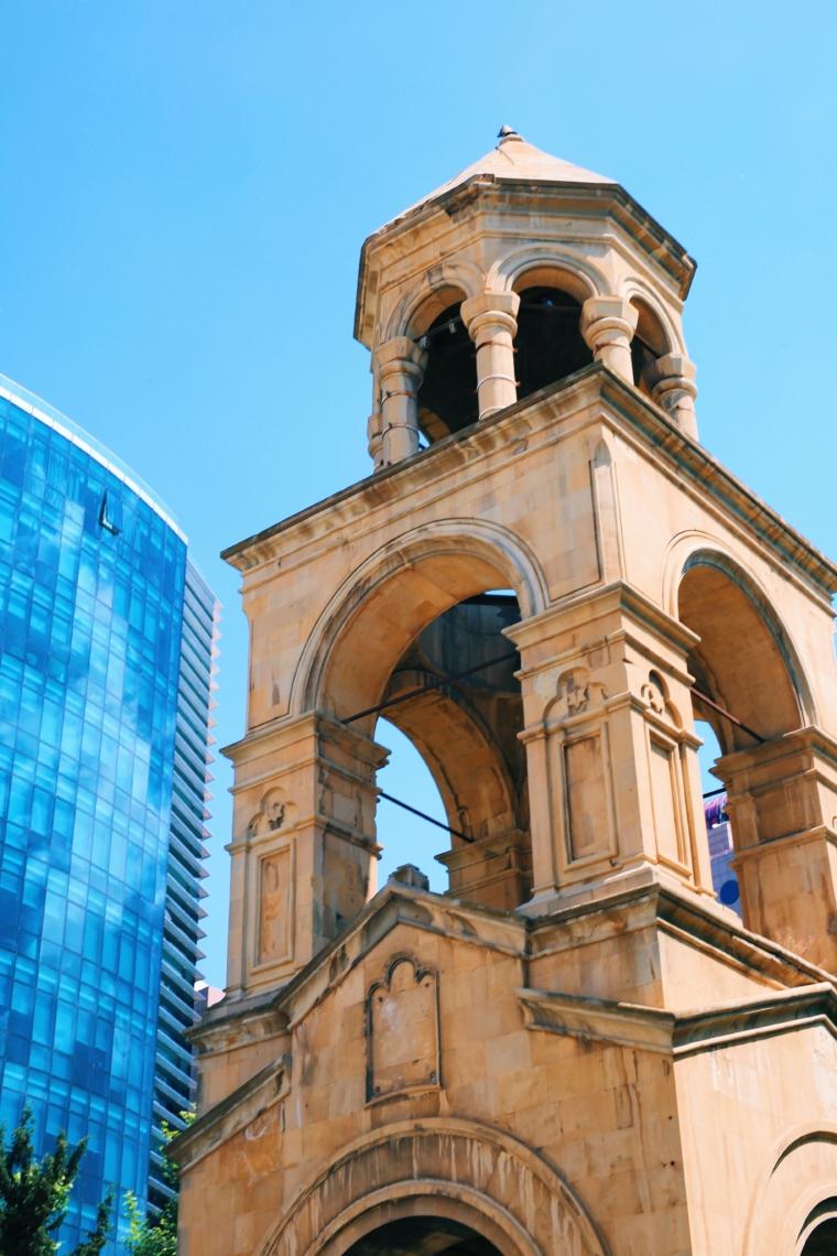 Baku Azerbaijan reise tipps