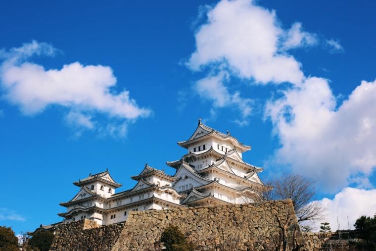 JAPAN MUST SEE HIMEJI CASTLE