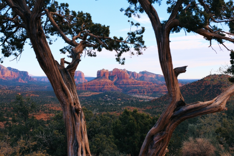 sedona must see view travel guide arizona road trip