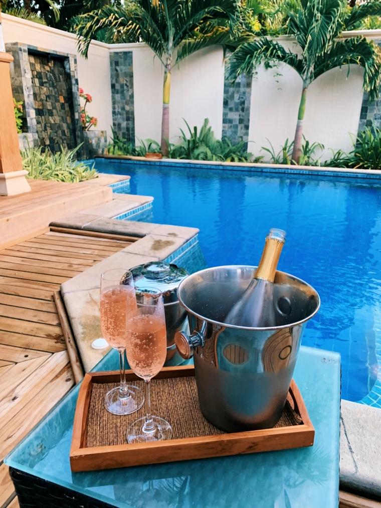 kurumba maldives Deluxe Pool Villa honeymoon