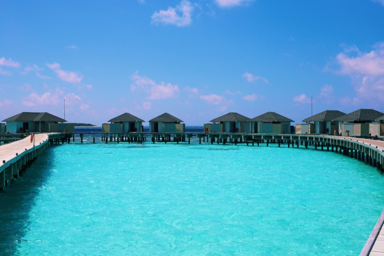 Amari Havodda Maldives Overwater Bungalow Villa