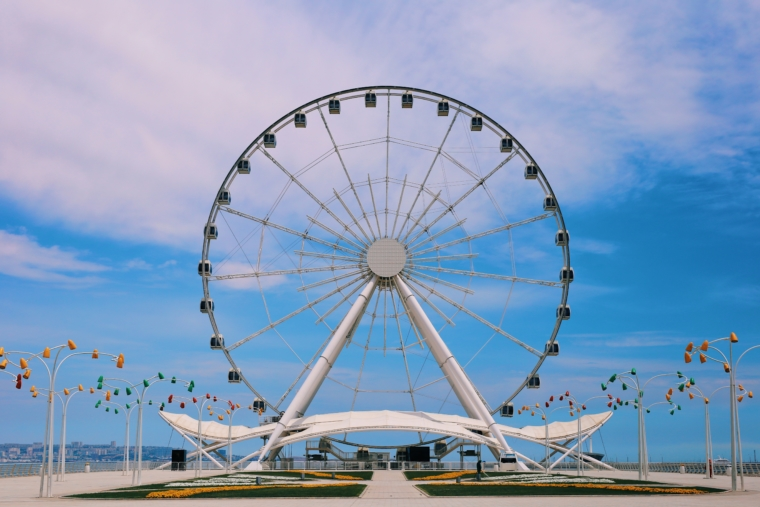big wheel baku Azerbaijan