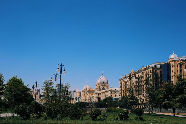 Baku Azerbaijan must see