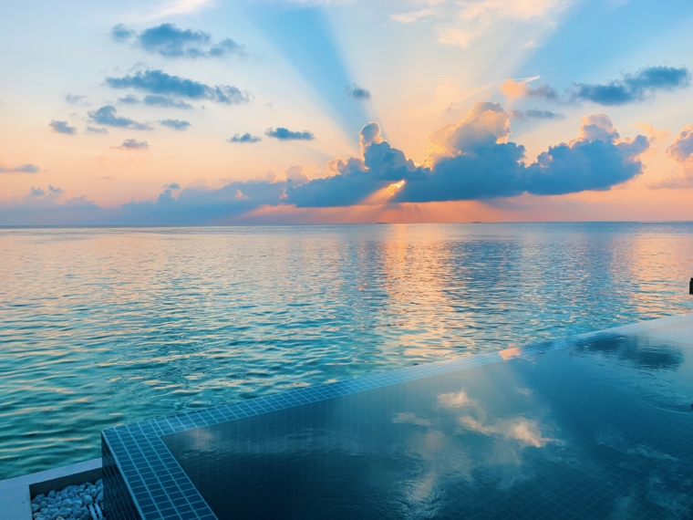faarufushi maldives water villa ocean retreat with pool
