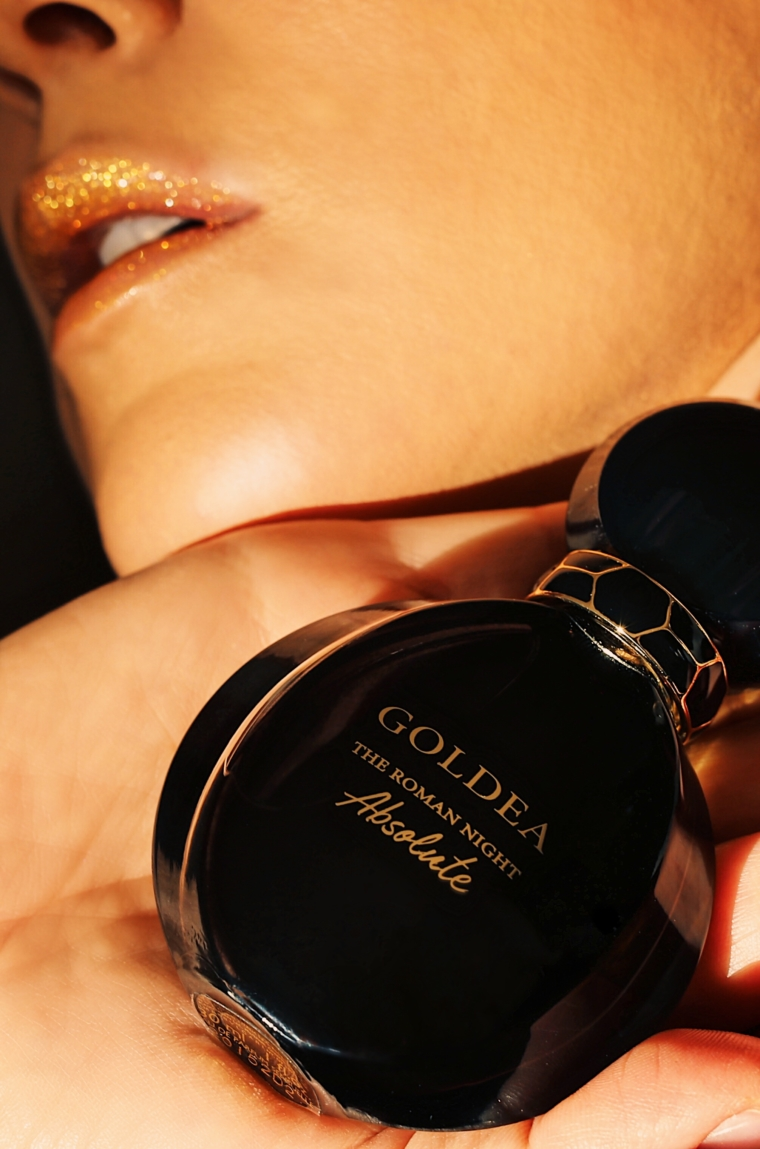 PARFUMDREAMS Goldea The Roman Night absolute Bvlgari