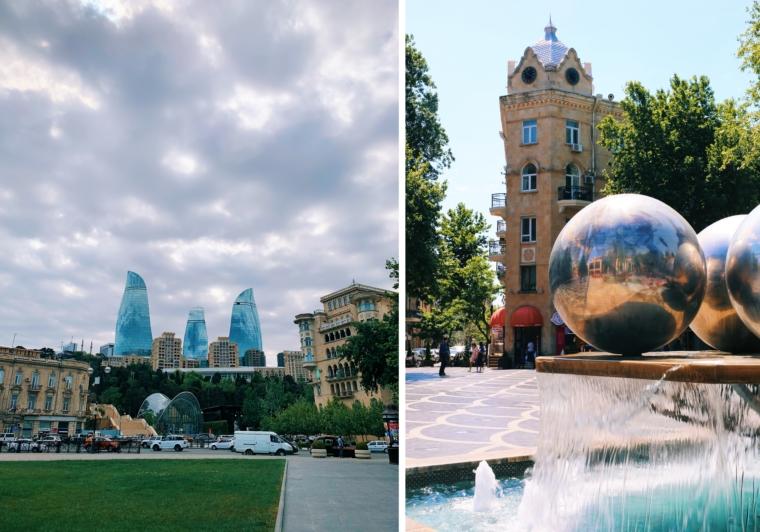 baku must see Azerbaijan